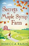 Secrets At Maple Syrup Farm