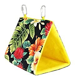 Tropical Snugglie Bird Tent for Parrots - (Medium)