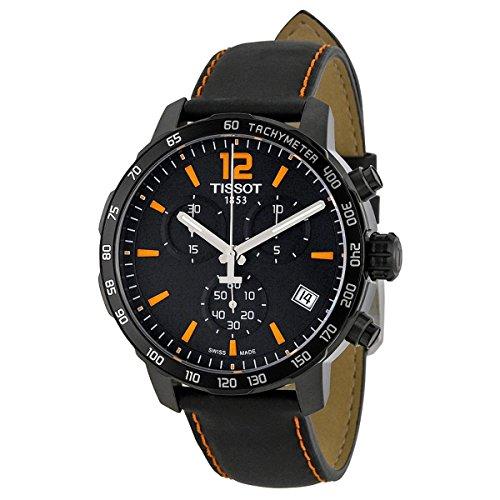 tissot-mens-t0954173605700-quickster-chronograph-analog-display-swiss-quartz-black-watch