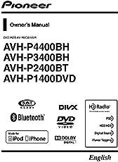 pioneer avh p1400dvd, p2400bt, p3400bh, p4400bh, p8400bh car head Wiring Diagram For Pioneer Avh P1400dvd pioneer avh p1400dvd av receiver owners manual wiring diagram for pioneer avh-p1400dvd