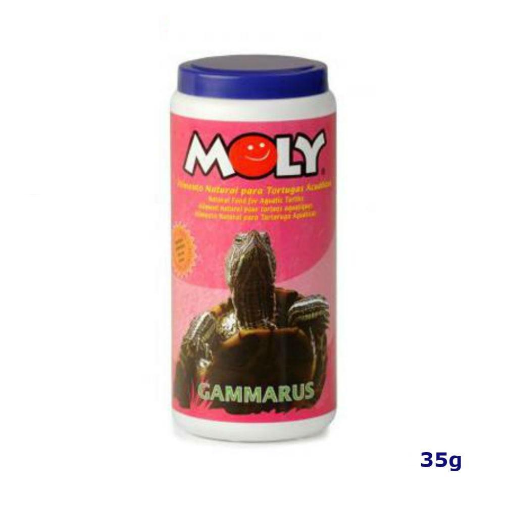 Alimento para tortugas acuáticas - Gammarus 35gr Moly