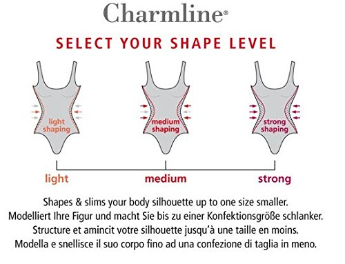Charmline.Badeanzug fur Frauen. Mod.1848 Dis.657 (DE 44C, 116 Navy-White)   Amazon.de  Bekleidung a761045d51