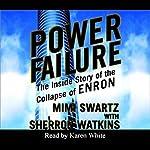 Power Failure: The Inside Story of the Collapse of Enron | MiMi Swartz,Sherron Watkins