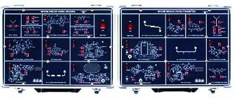 GW Instek GRF-3300S RF Training System, 110V/220V for Transmitter and Receiver