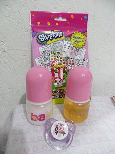 baby alive doll juice pack - 3