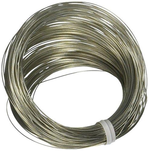OOK 50138 28 Gauge, 100ft Steel Galvanized - Wire Hobby