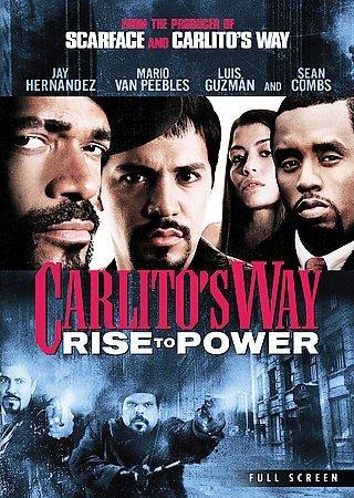 CARLITO'S WAY:RISE TO POWER - DVD Movie