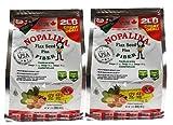 NOPALINA Flax Seed Plus FIBER 32OZ (2LB) 2 Pack