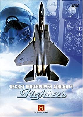 Secret Superpower Aircraft [Import anglais]