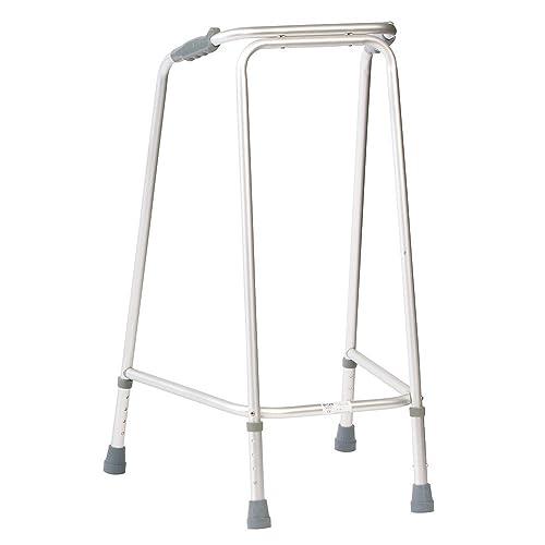 NRS Walking Frame Adjustable Height, Large (Eligible for VAT Relief ...