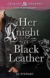 Her Knight in Black Leather (Crimson Romance)