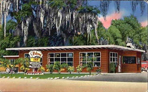 Redwood Inn, 6719 Nebraska Ave. Tampa, Florida Original Vintage - Ave Tampa