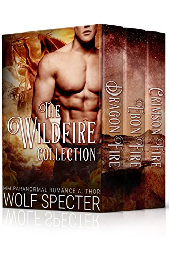 The Wildfire Collection (M/M Gay Shifter Mpreg Romance)