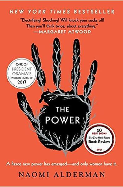 The Power Alderman Naomi 9780316547611 Amazon Com Books