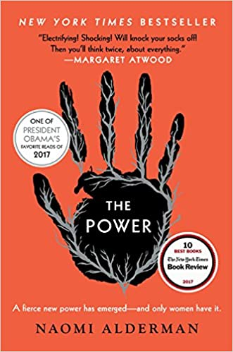 Amazon com: The Power (9780316547611): Naomi Alderman: Books