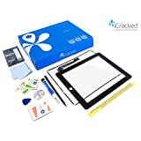 ipad 3 screen replacement - iCracked iPad 3 Screen Replacement Kit (Black)