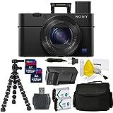 Sony Cyber-Shot DSC-RX100 IV Digital Camera PRO Bundle Kit (International Version) No Warranty