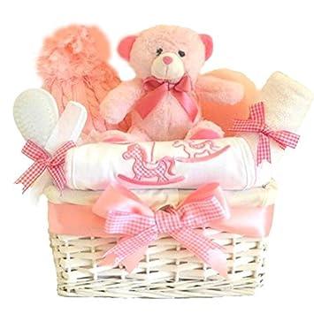 Windeltorte M/ädchen Geschenk zur Taufe Geburt Kinderparty Dreirad