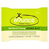 Bounce Spirulina Ginseng Protein Boost Ball 42g - Pack of 6