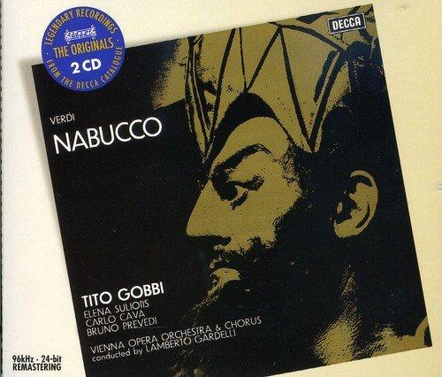 Verdi: Nabucco [Importado]