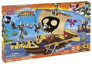 Mega Bloks Skylanders Crusher's Pirate Quest