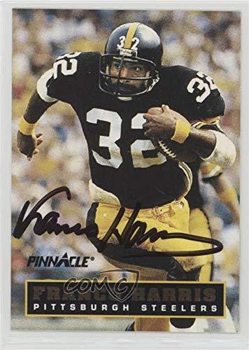(Franco Harris #/3,000 (Football Card) 1993 Pinnacle - Franco Harris Autograph - [Autographed] #N/A)