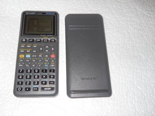 el9600c graphing calculator