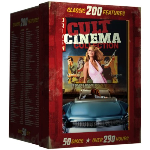 (Drive-In Cult Cinema Collection: Classic 200  Features)