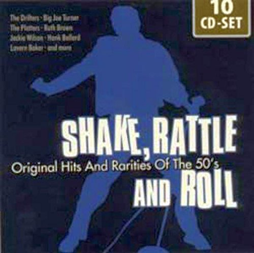 Wiggle, Rattle and Roll: Original Hits and Rarities of the 50's