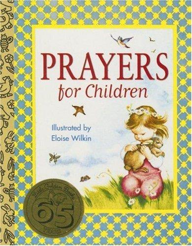 Prayers for Children (Little Golden Treasures) ebook