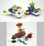LEGO トイストーリー シリーズ 3点セット
