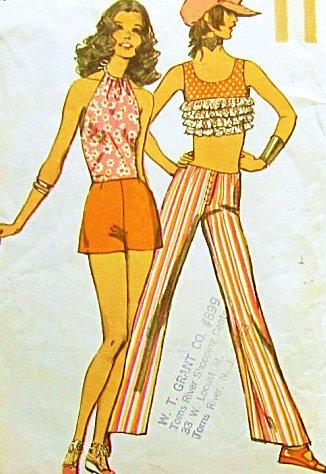 1970s Hip Hugger - 3