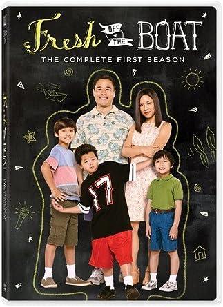 Fresh Off The Boat Season 1 Edizione Stati Uniti Amazon It