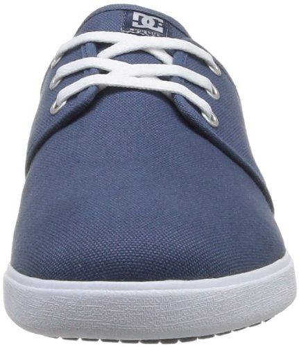 DC Shoes Haven, Chaussures à lacets homme Bleu (Dc Navy)