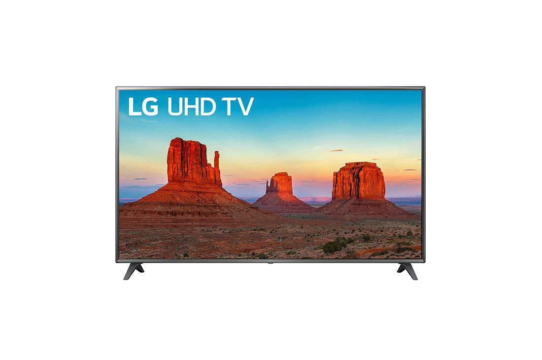 LG 75″ Class 4K HDR Smart LED UHD TV – 75UK6190PUB