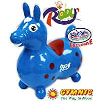 """Gymnic Rody Horse Inflatable Bounce & Ride, """"Matty"""