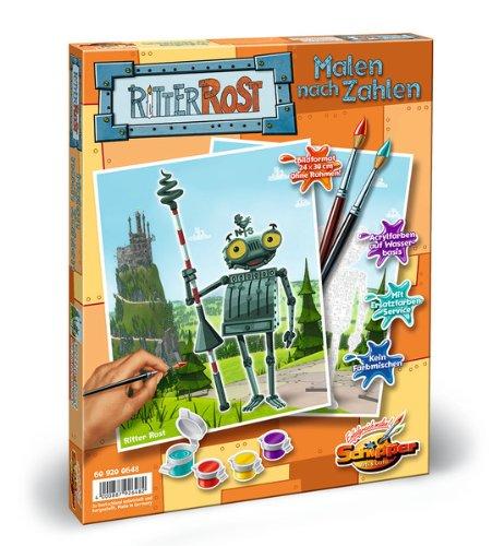 Noris - Juego de Pinturas por números: Amazon.es: Juguetes y ...
