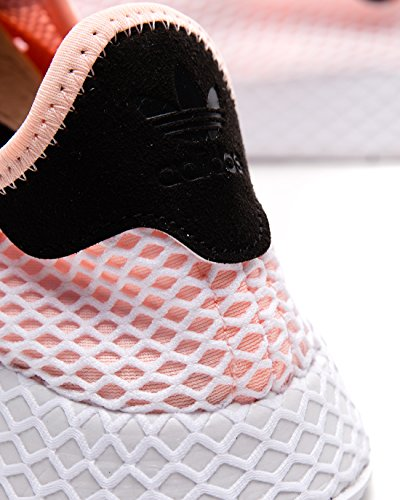 adidas Herren Schuhe Deerupt Runner B28075 schwarz UK 12