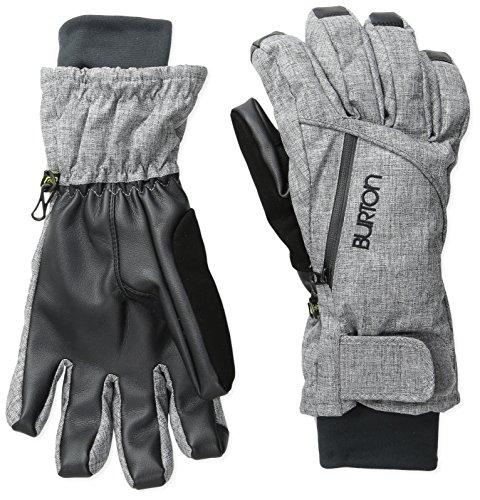 Baker Mitt (Burton Women's Baker 2-In-1 Under Gloves, Bog Heather, Medium)