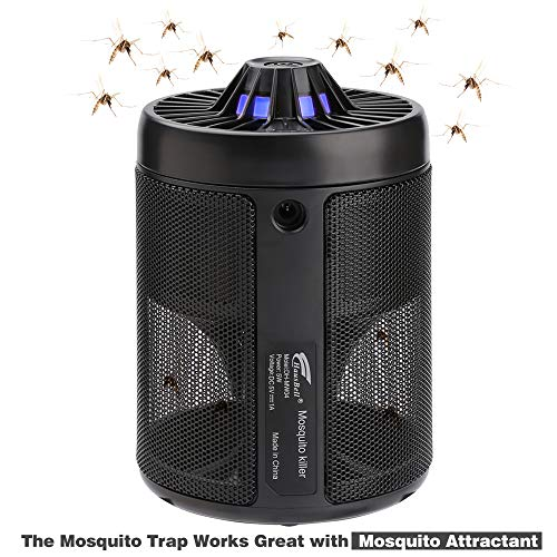 Hausbell Mosquito Killer, Bug Zapper, Mosquito Trap, Mosquito Killer Lamp Bug Control Inhaler, USB Powered, UL Listed. Works Great with Mosquito Attractant (Not Included).