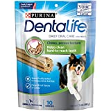 Purina DentaLife Daily Oral Care Small/Medium Adult Dog Treats, (4) 7 oz,. 10 ct. Pouches
