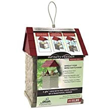 Heath Outdoor Products 2601 Wishing Well 360-Degree Bird Feeder, 5-Pounds
