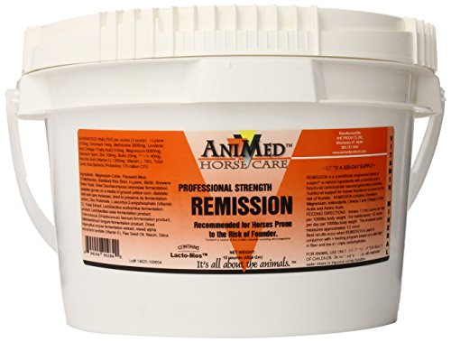 AniMed Remission 10 lb (Best Supplement For Foundered Horse)