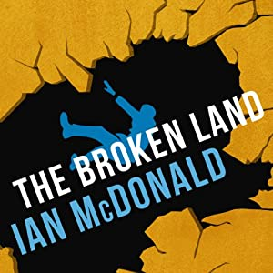 The Broken Land Audiobook