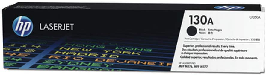 HP 130A | CF350A | Toner Cartridge | Black