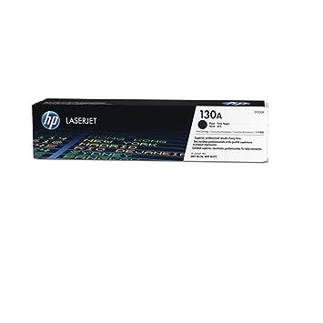 75bab2037e4c HP 130 - Cartucho de tóner Original HP 130A Negro para HP Color LaserJet  Pro MFP M176, M177 Printer Series: Amazon.es: Oficina y papelería