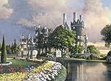 Ravensburger Tranquil Castle - 1000 Piece Puzzle