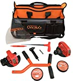 WRD Pro6 System 2-in-1 Deluxe Kit 425 Cutting Fiber Line Glass Removal Tool Kit