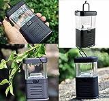 NPLE--HOT Sale Portable 11LED Bivouac Camping Hiking Tent Lantern Fishing FlashLight