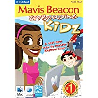 Mavis Beacon Teclado Kidz